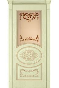 Межкомнатная дверь Фламенко 3D