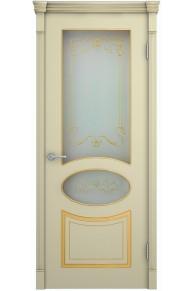 Межкомнатная дверь шпонированная Фламенко