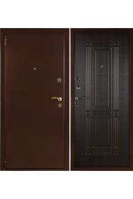 Входная металлическая  дверь Триумф венге
