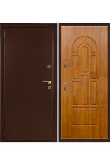 Входная металлическая дверь уличная Урал.
