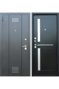 Входная металлическая  дверь Техно 2 Соренто Венге.