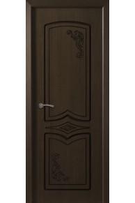 Межкомнатная дверь Карина КРОНА  венге глухая