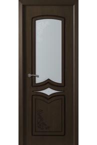 Межкомнатная дверь   Карина КРОНА венге