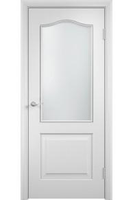 Межкомнатная дверь   Классика белая
