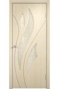 Межкомнатная дверь Латина белённый дуб.