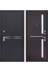 Входная металлическая дверь Лабиринт LINE 02 - Венге