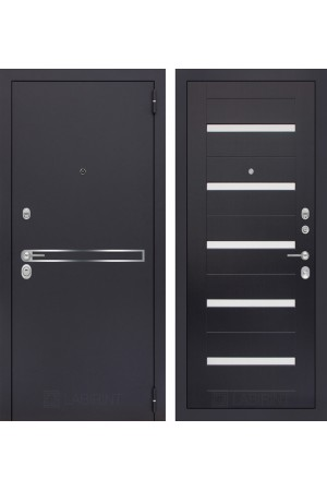 Входная дверь Лабиринт Line 01 - Венге