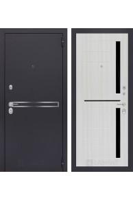 Входная дверь Лабиринт Line 02 - Сандал белый