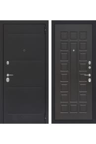 Входная металлическая дверь Лабиринт  Loft 04 - Венге
