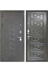 Заводские двери входная металлическая Греция Венге