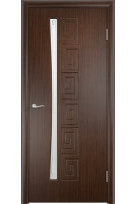 Межкомнатная дверь Омега венге.