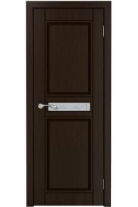 Межкомнатная дверь Рондо (КРОНА) венге