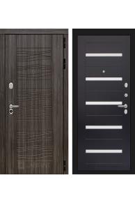 Входная металлическая дверь Лабиринт SCANDI 01 - Венге
