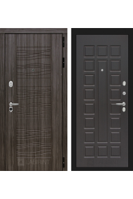 Входная металлическая дверь Лабиринт SCANDI 04 - Венге, Беленый дуб