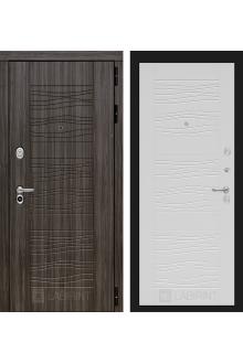 Входная дверь Лабиринт SCANDI 06 - Белое дерево НОВИНКА 2018!