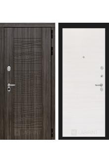Входная металлическая дверь Лабиринт SCANDI 07 - Перламутр горизонтальный