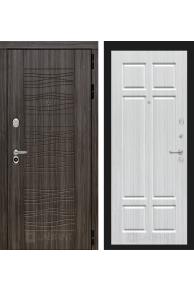 Входная металлическая дверь Лабиринт SCANDI 08 - Кристалл вуд