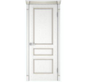 Межкомнатная дверь шпонированная Шервуд 3 глухое