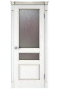 Межкомнатная дверь шпонированная Шервуд 3