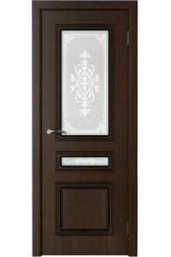 Межкомнатная дверь Стиль (КРОНА) венге