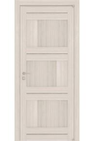 Межкомнатная дверь Light 2180 экошпон капучино