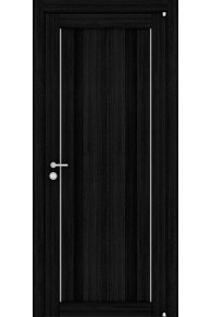 Межкомнатная дверь Light 2190 экошпон велюр шоко.