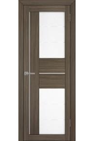 Межкомнатная дверь Light 2114 экошпон велюр графит
