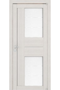 Межкомнатная дверь Light 2114 экошпон капучино