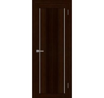 Межкомнатная дверь Light 2190 экошпон дуб шоколадный