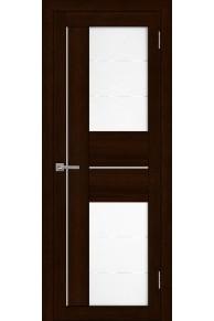 Межкомнатная дверь Light 2114 экошпон дуб шоколадный