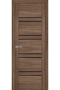 Межкомнатная дверь экошпон UNILINE 30026 велюр серый.