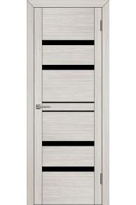 Межкомнатная дверь экошпон UNILINE 30030 капучино.