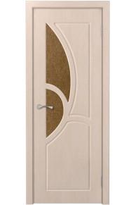 Межкомнатная дверь Верона КРОНА белёный дуб