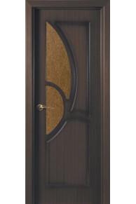Межкомнатная дверь Верона КРОНА венге