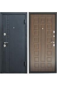 Входная металлическая дверь Сити Венге
