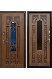 Входная металлическа уличная  дверь Лацио.
